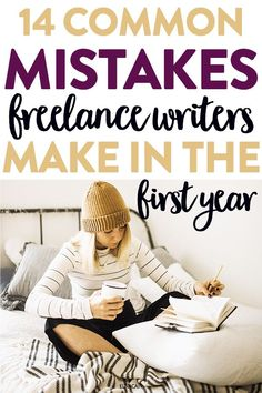 Freelance writer tips for brand new freelance writers. Learn the most common 14 mistakes you might be making as a freelance writer in their first year. Online Writing Jobs, Freelance Writing Jobs, Online Jobs, Business Motivation, Business Tips, Business Quotes, Online Business, Make Money Writing, How To Make Money