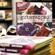 Giftwrapped Book (Signed Copy) by Jane Means