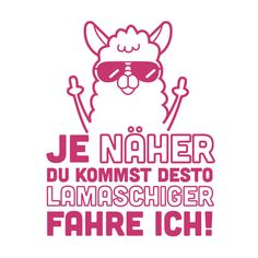 Autoaufkleber Lama Funny The Closer You Get! Word Fonts, Bmw Cars, Love Pictures, Vinyl Decals, Jaaaa, Lol, Stickers, Lettering, Words