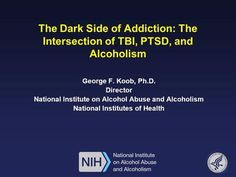 George F. Koob, Ph.D. Director> Positive And Negative, Negative Emotions, Substance P, Opiate Withdrawal, Conceptual Framework, Neuroplasticity, Emotional Pain, National Institutes Of Health, Greek Words