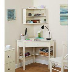 Simple Living Corner Desk and Hutch Set | Overstock.com Shopping - The Best Deals on Desks