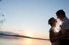 Noosa Wedding | Noosa North Shore | Sunshine Coast Weddings | Lake | Ceremony | Reception | Venue | Matt Rowe Photography