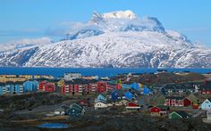 Greenland's Rare Earths Gold Rush