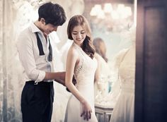 Korea Pre-Wedding Studio Photography by May Studio on OneThreeOneFour 15