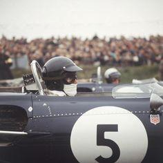 Dan Gurney, Eagle T1G-Weslake, Race of Champions Brands Hatch, 1967.