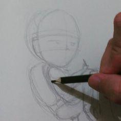 #hawsketch #drawing #sketchbook #sketch #kawaii