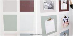 Pappersförvaring på vägg – DIY | Sofie - Mamma till 2