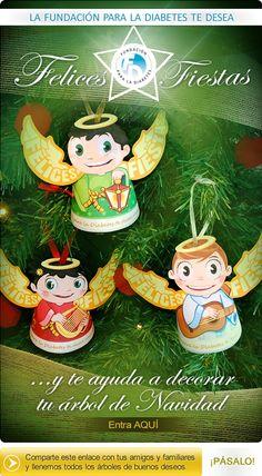 Actividades para niños. Queremos llenar los árboles de Navidad de buenos deseos con estos angelitos recortables. Los más pequeños de la casa pueden colorearlos, crear sus propios diseños y colgarlos en el árbol de Navidad. Seguro que les gusta y entretiene durante sus vacaciones escolares.