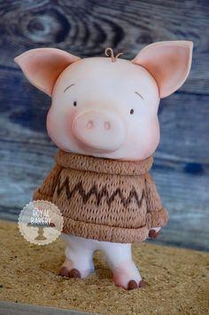 Sweater Pig!