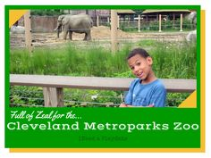 Full of Zeal for the @Stephanie Cleveland Metroparks Zoo! #Cleveland