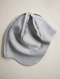 Wool + Cotton Sewn Ear Flap Hat | Purl Soho Baby Moccasin Pattern, Fleece Hat Pattern, Baby Pants Pattern, Hat Patterns To Sew, Dress Sewing Patterns, Skirt Patterns, Blouse Patterns, Fleece Hats, Fleece Blankets