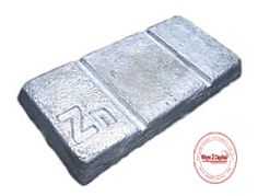 Zinc futures ended lower in the domestic market on Tuesday as investors and speculators exited positions in the industrial metal