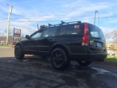 4x4 Lifted XC70 Build
