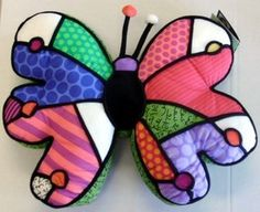 Romero Britto Plush collection