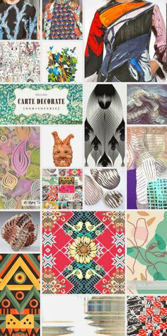 patternprints journal: MONTHLY VISUAL INDEX - MAY 2014