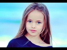 "Nine-year-old Kristina Pimenova of Moscow, Russia, has been modeling since the age of three and is called the ""the most beautiful girl in the world. Kristina Pimenova, Very Pretty Girl, The Most Beautiful Girl, Beautiful Children, Old Models, Young Models, 9 Year Old Model, Little Girl Models, Russian Beauty"