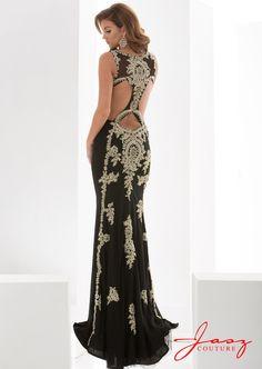 Jasz Couture 5600 Black Gold