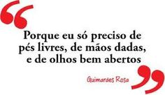 frases Guimarães Rosa