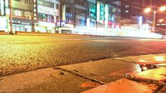 Night scene in Taipei!