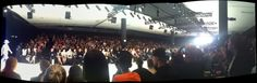 aplicativo, photosynth, panoramica, passarela, spfw
