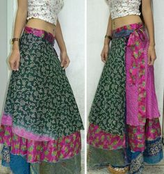 Here is an example of the beautiful skirts we carry!