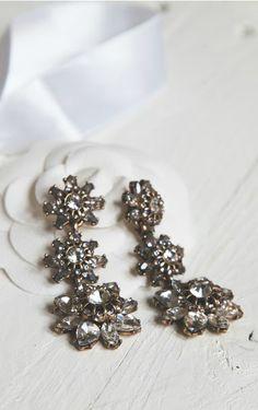 Flower Love Statement Earrings 15,90 € #happinessbtq