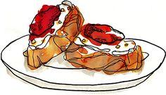 Looks Good To Me » Blog Archive » Tastes Good: Pumpkin Butter Crostini