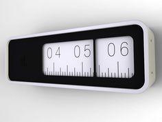 Linear clock (simple beautiful)