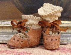 Socks & shoes for Bluette $300 (Rubylane)