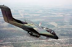 Other planes we love.  My last parachute jump in the Marines was from an OV-10 over Camp Pendelton.
