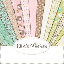 I love this fabric collection from Connecting Threads.