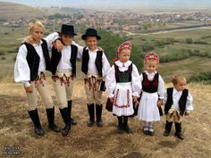 Little szekler children:) Hungary Adorable Petite Fille, Hungarian Embroidery, Folk Dance, Character Costumes, Central Europe, Folk Costume, Budapest Hungary, My Heritage, First Nations