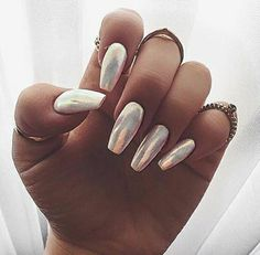 Really starting to think ab metallic nails..