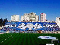 Adana Demirspor'umuzun tribün koreografisi