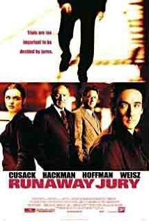 Another Grisham. I'm watching it for the first time right now - wow, I didn't know that's how the system works!