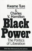 Black Power : The Politics of Liberation in America [Print]