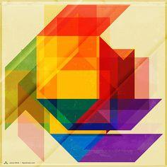 geometric graphic design - Pesquisa do Google