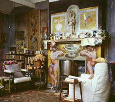 bloomsbury charleston house - Google Search