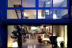 ...: Interior Design Ideas : A Dream Loft in Bagnolet, France