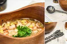 Heute ganz in Weiß: White chicken chili #rezept #recipe #kochen #backen #idee #essen #trend #filizity #kuchen #torte #salat #tafel