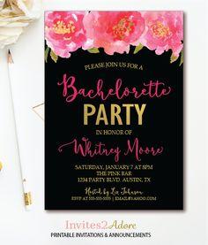 23 best bachelorette invitations images in 2018 bachelorette