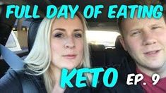 FDOE Keto - Full Day of Eating Keto VLOG - Episode 9