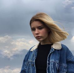 Pretty People, Beautiful People, Dream Hair, Tumblr Girls, Hair Inspo, Pretty Hairstyles, Grunge, Portrait Photography, Photography Ideas