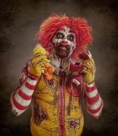 Zombie Ronald