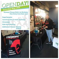 If your in Lara today come down and see me at Sixways Fitness Hub! Heaps of samples to try followed up by a bench press competition at 11 . #spartansuppzgeelong #sixways #benchcomp #Geelong #ballarat #bodybuilding #powerlifting #fitness #igfit #shred #gym #supplements #supps #insta #gymlife #iifym #diet #fitfreaks #swole #motivation #entrepreneur #inspiration #Australia #health #healthy #strong