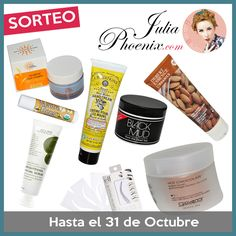 ENIX by Julia Phoenix: | SORTEO | ¡¡¡ Súper kit de favoritos de iHERB !!!...