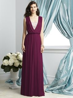 Shop Dessy Bridesmaid Dress - 2934 in Lux Chiffon at Weddington Way. Find the perfect made-to-order bridesmaid dresses for your bridal party in your favorite color, style and fabric at Weddington Way.