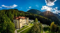 Rimske Terme - Hotel Sofijin Dvor Rimske Toplice The Sofijin Dvor is a spa hotel rebuilt 2008, set in the picturesque valley of Rimske Toplice along the Savinja River, surrounded by lush forests and mountains.