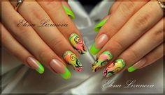 #гель_лак #лак #маникюр #дизайн_ногтей #ногти #литье #бархатный_песок    МАТЕРИАЛЫ для НОГТЕЙ: http://amoreshop.com.ua