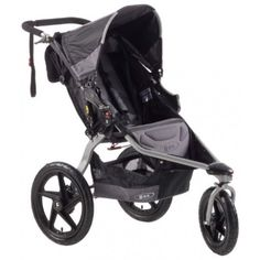 The BOB is great for adventures in the city! Add it to your Wish Baby Registry!